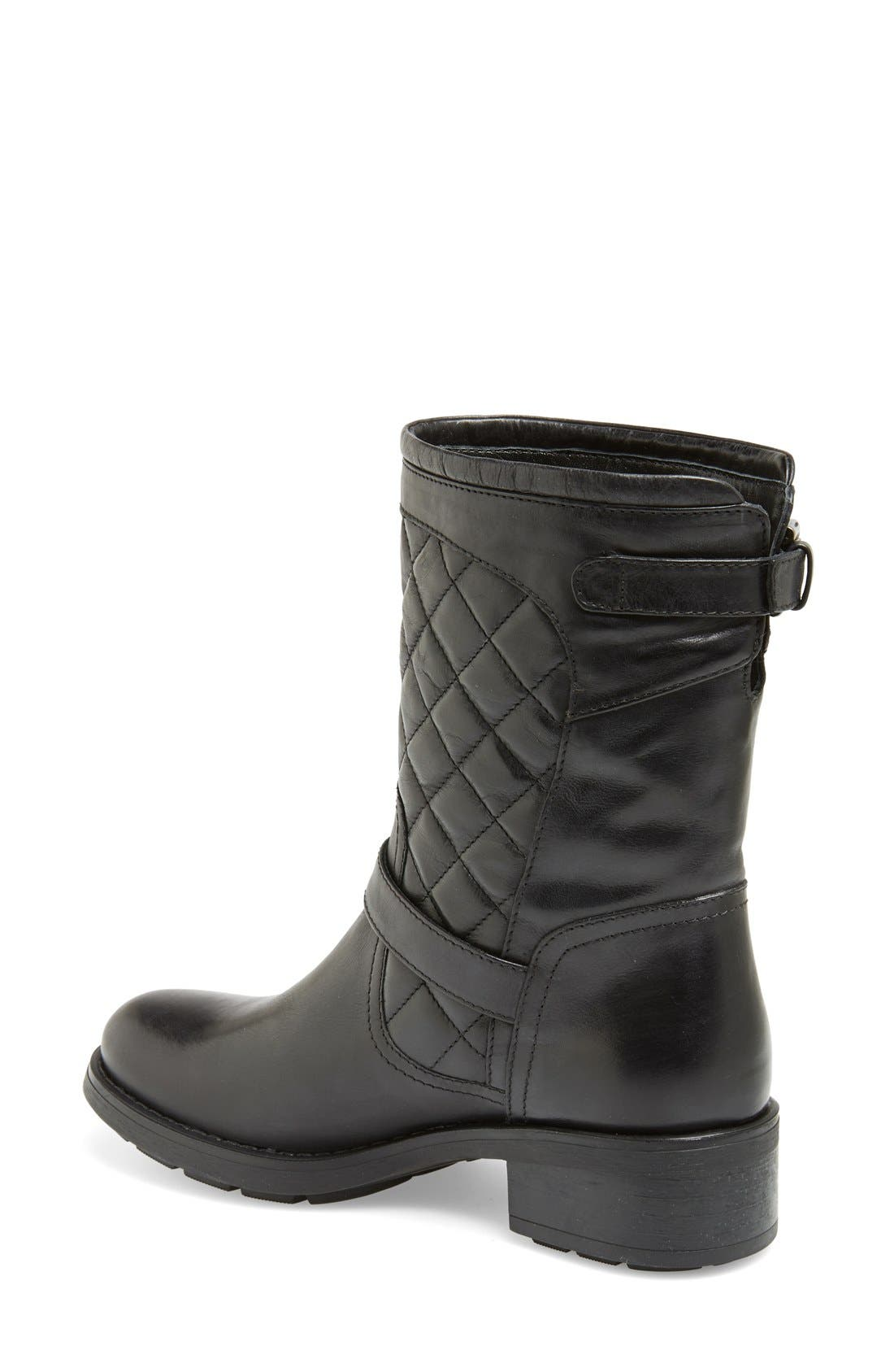 by Marvin K. 'Sweetie' Short Boot,                             Alternate thumbnail 2, color,                             Black Antique Calf