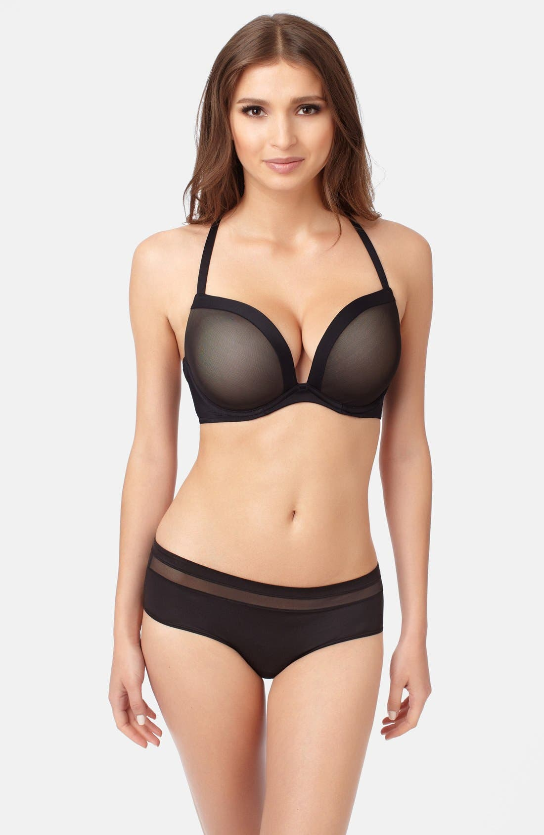 Alternate Image 6  - Le Mystère Infinite Possibilities Convertible Underwire Bra