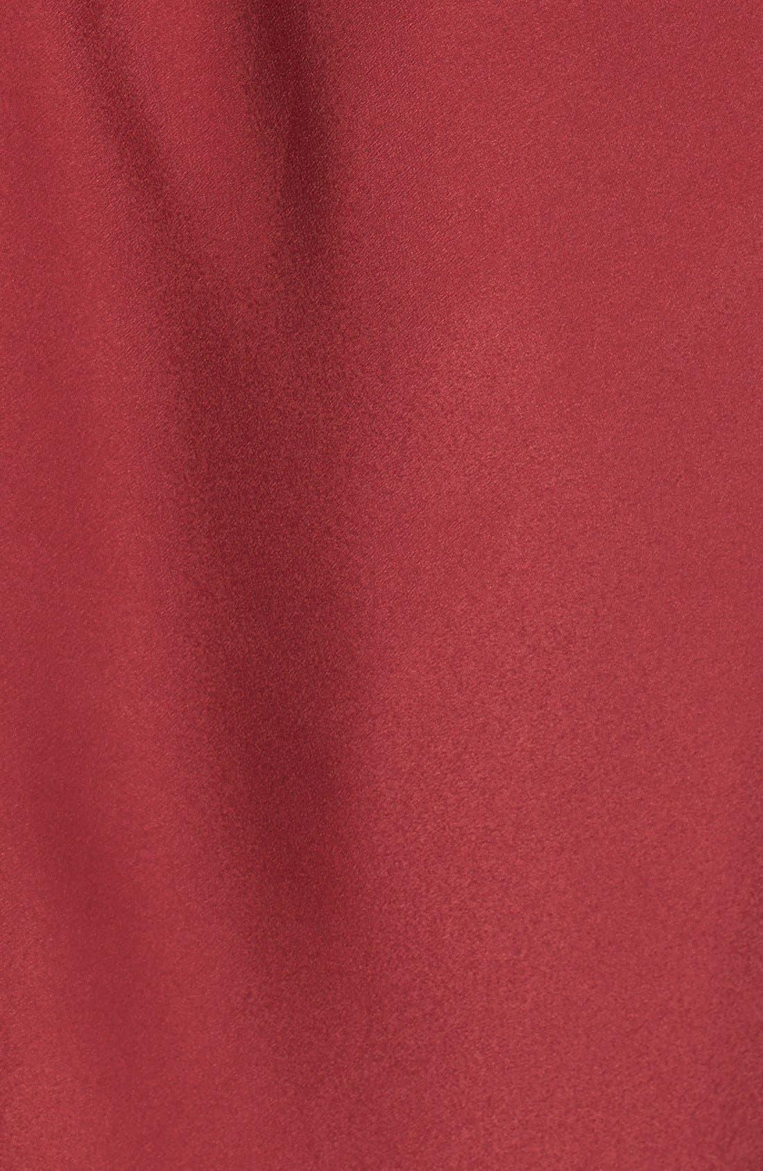 Alternate Image 3  - 1.STATE Halter Midi Dress
