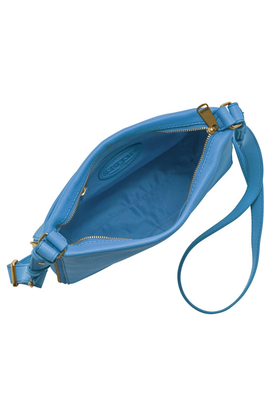 Alternate Image 4  - Fossil 'Preston' Crossbody Bag