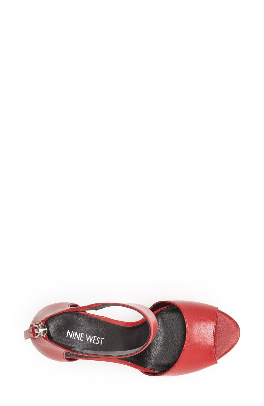 Alternate Image 3  - Nine West 'Superstardom' Ankle Strap Sandal (Women)