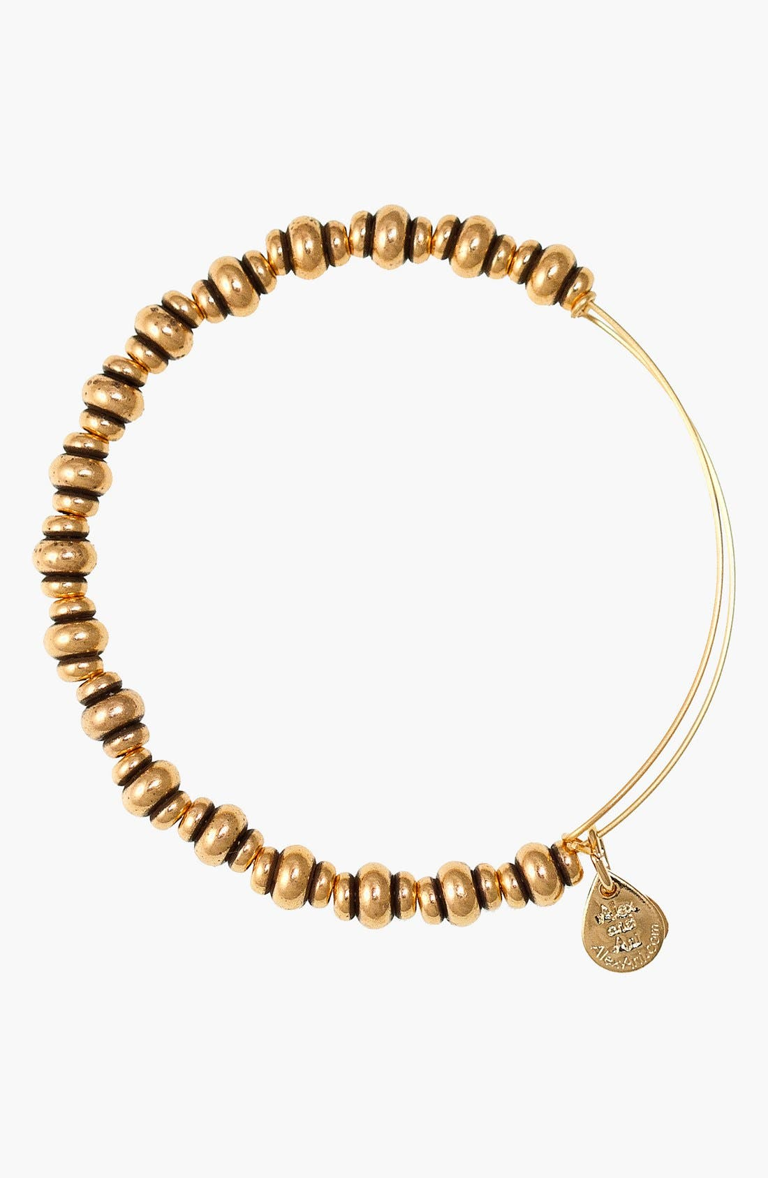 Alternate Image 1 Selected - Alex and Ani 'Nile' Expandable Wire Bangle