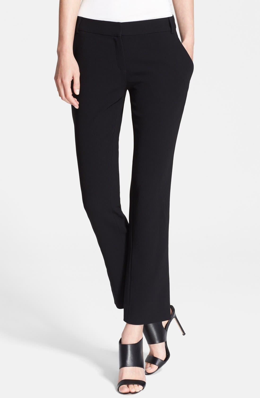 Alternate Image 1 Selected - Diane von Furstenberg 'Carissa' Woven Pants