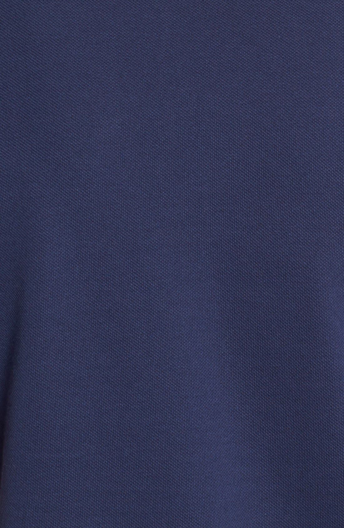 Alternate Image 3  - Fred Perry Trim Fit Twin Tipped Polo
