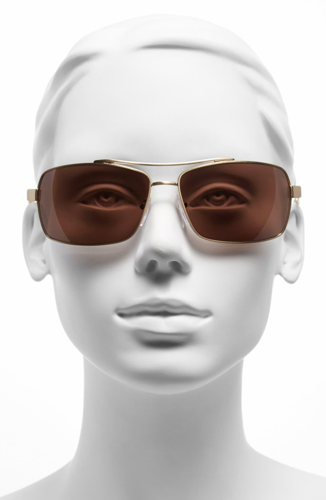 Alternate Image 2  - Prada 'Society' 63mm Sunglasses