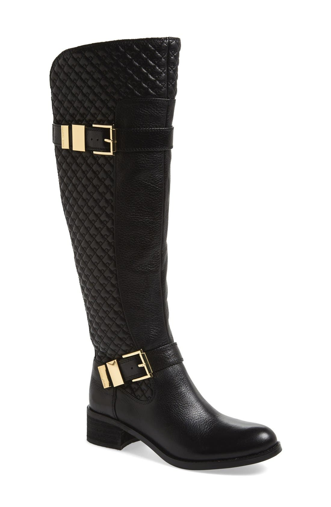 Alternate Image 1 Selected - Vince Camuto 'Faris' Tall Boot (Women)
