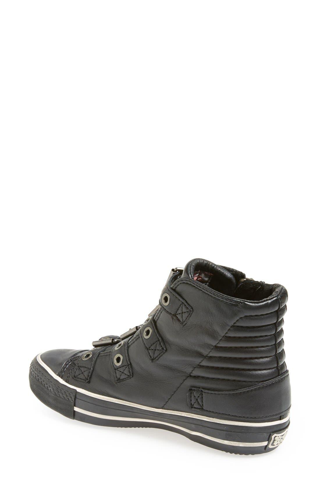 Alternate Image 2  - Ash 'Vangelis' High Top Sneaker (Women)