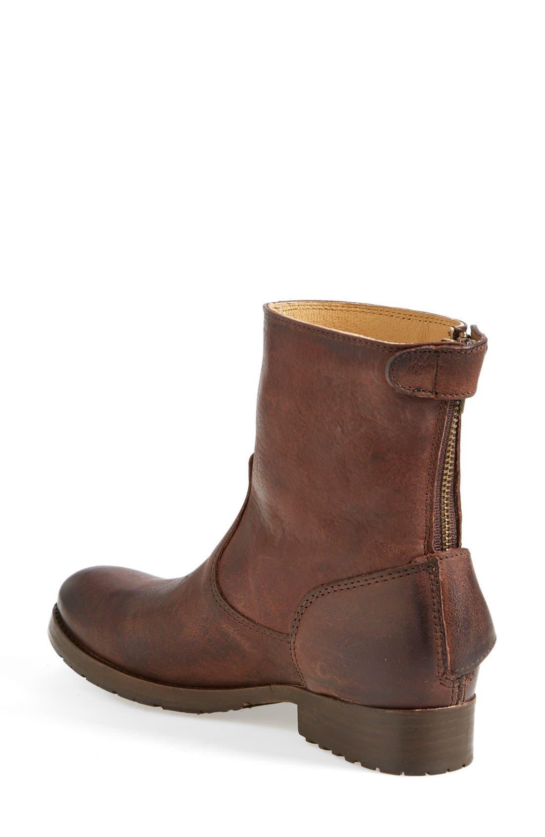 Alternate Image 2  - Frye 'Melissa' Short Boot (Women)