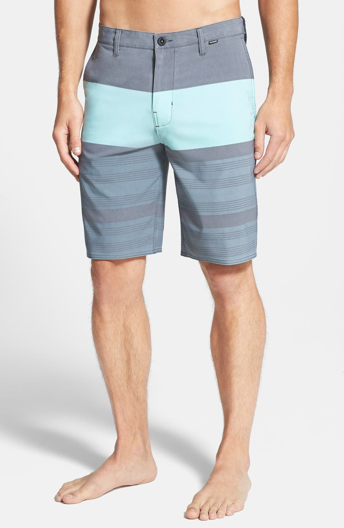 Main Image - Hurley 'Phantom Blocker' Hybrid Shorts