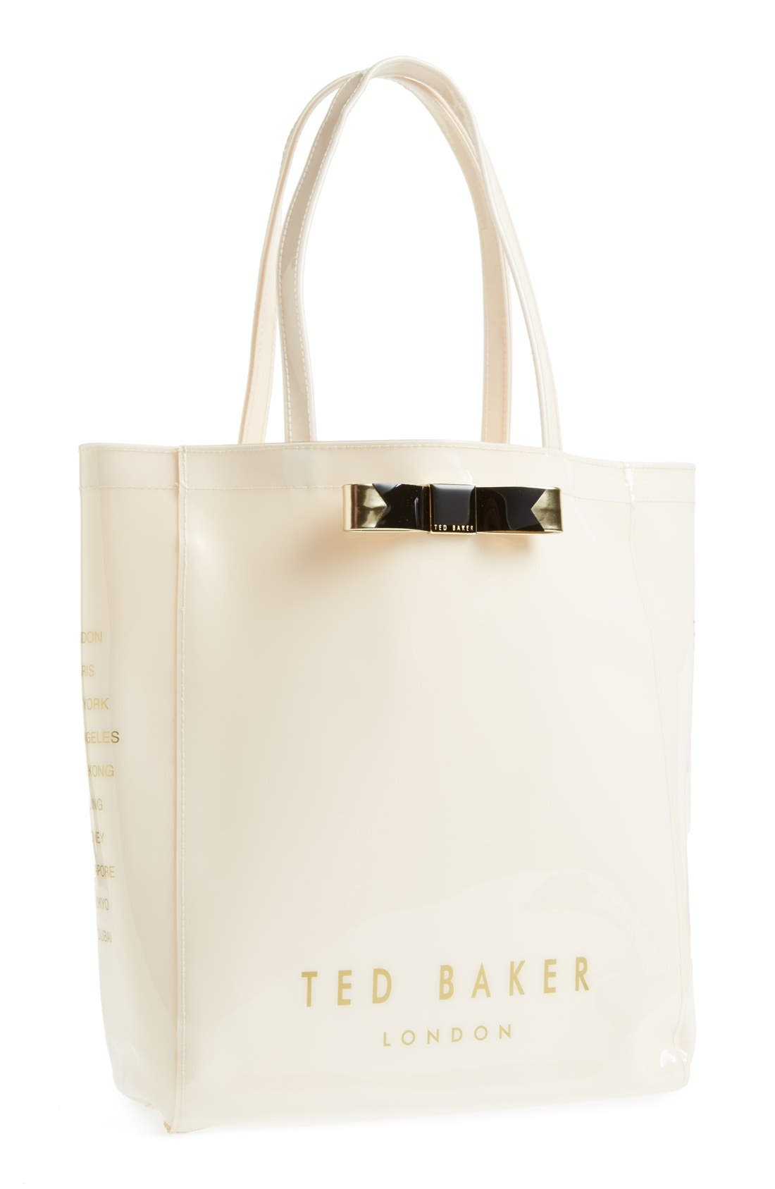 Alternate Image 1 Selected - Ted Baker London 'Bow Icon' Tote