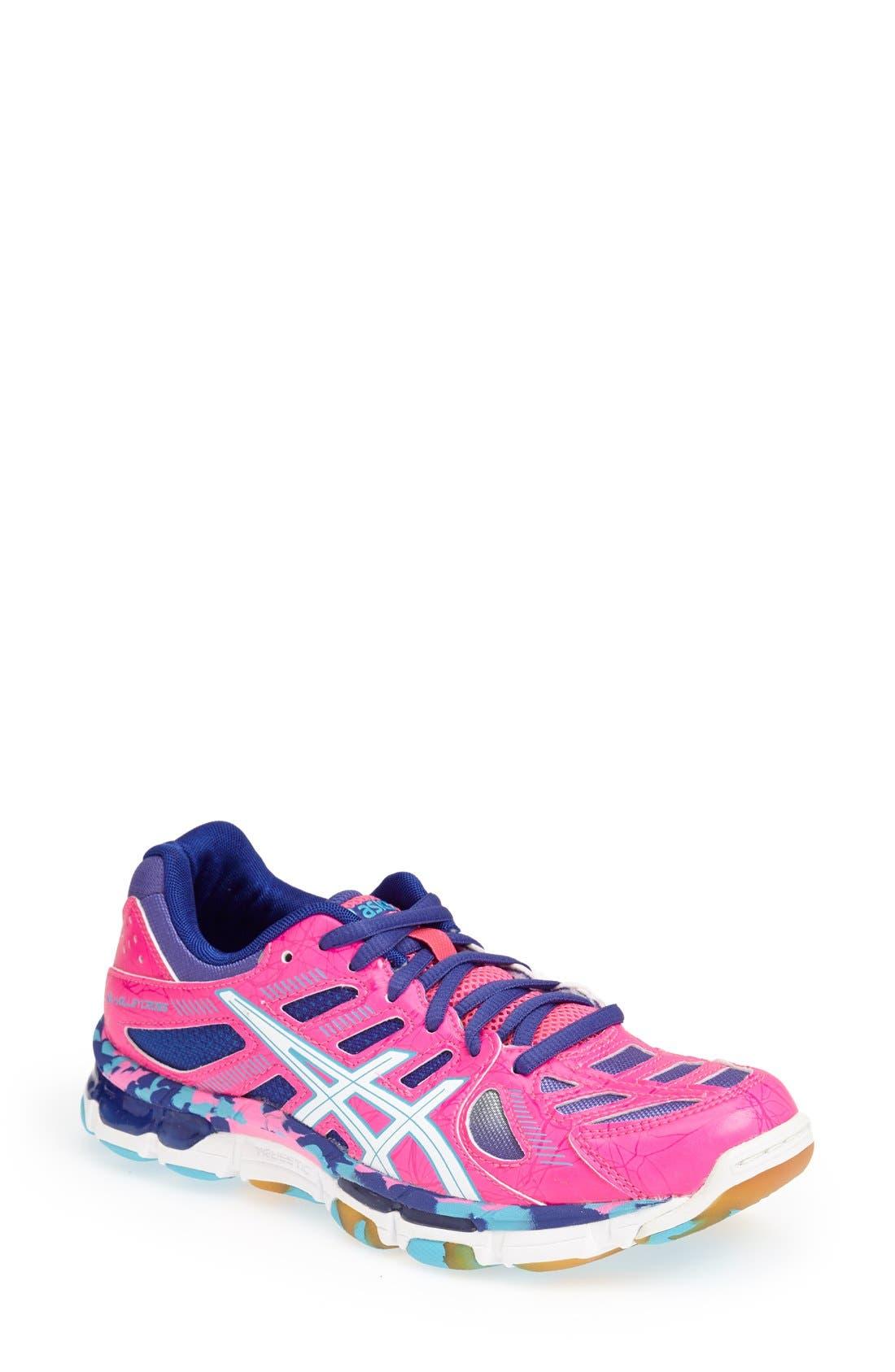 Main Image - ASICS® 'GEL-Volleycross® Revolution' Volleyball Shoe (Women) (Regular Retail Price: 109.95)