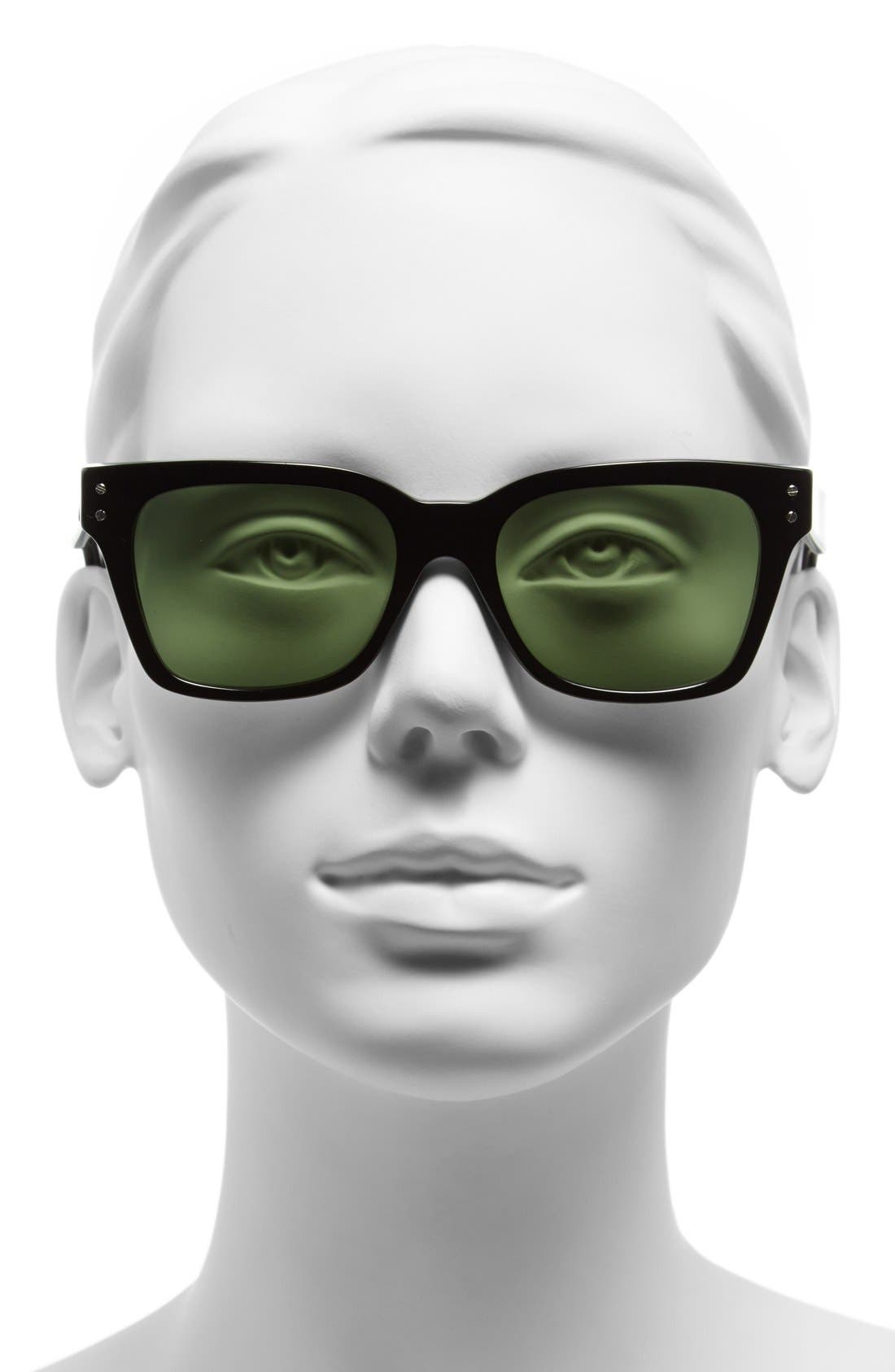 Alternate Image 2  - RETROSUPERFUTURE® 51mm 'America' Sunglasses