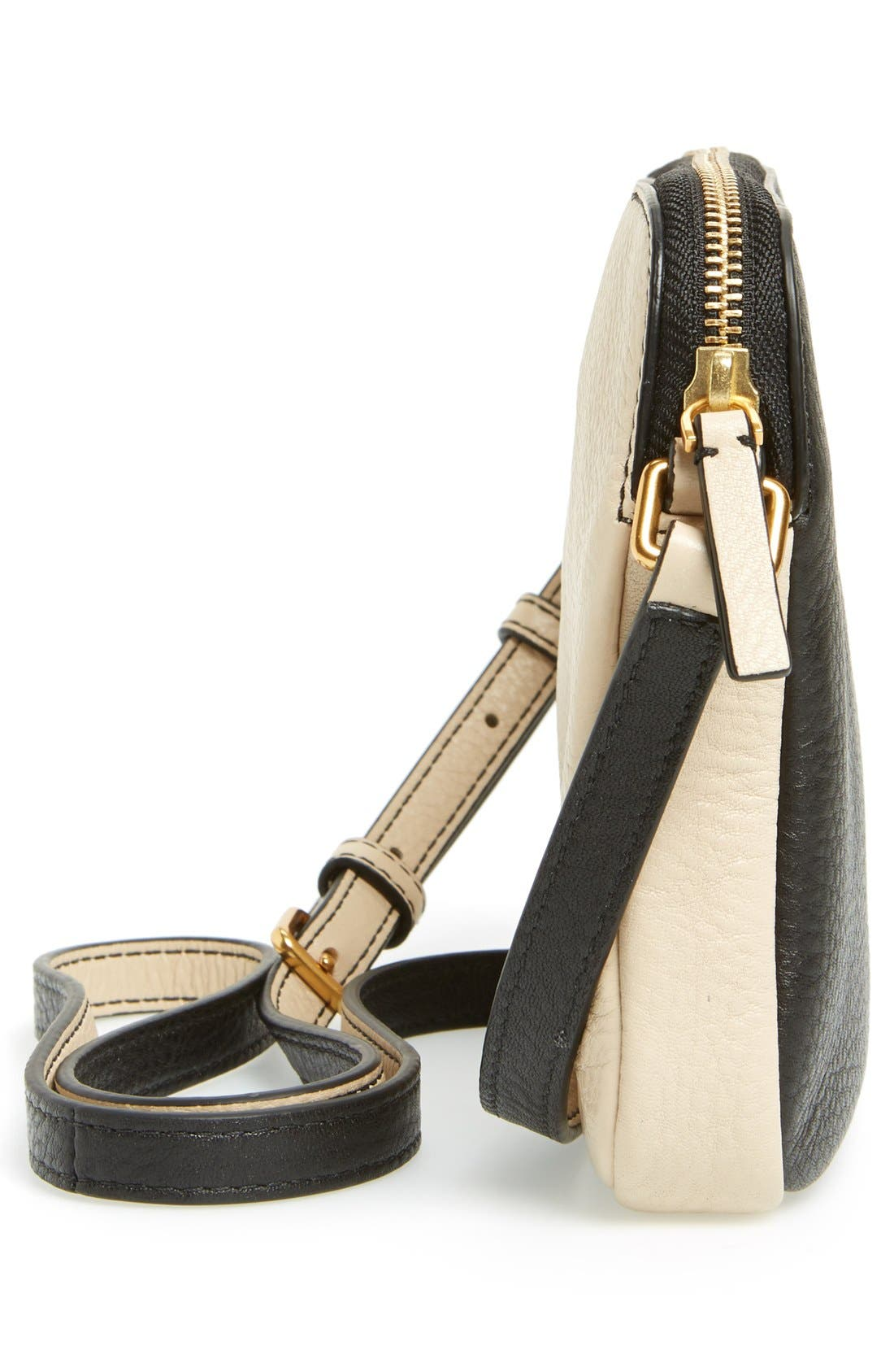Alternate Image 5  - MARC BY MARC JACOBS 'Sophisticato Dani' Leather Crossbody Bag