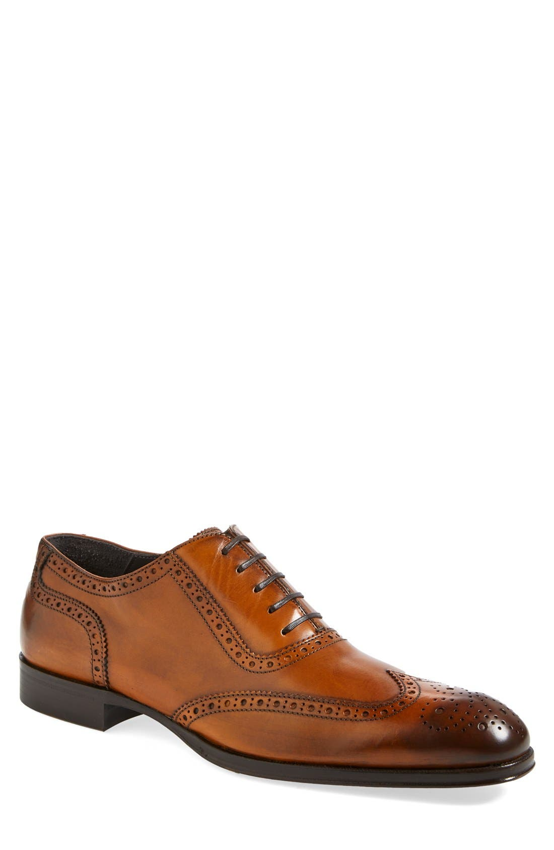 To Boot New York 'Duke' Wingtip (Men)