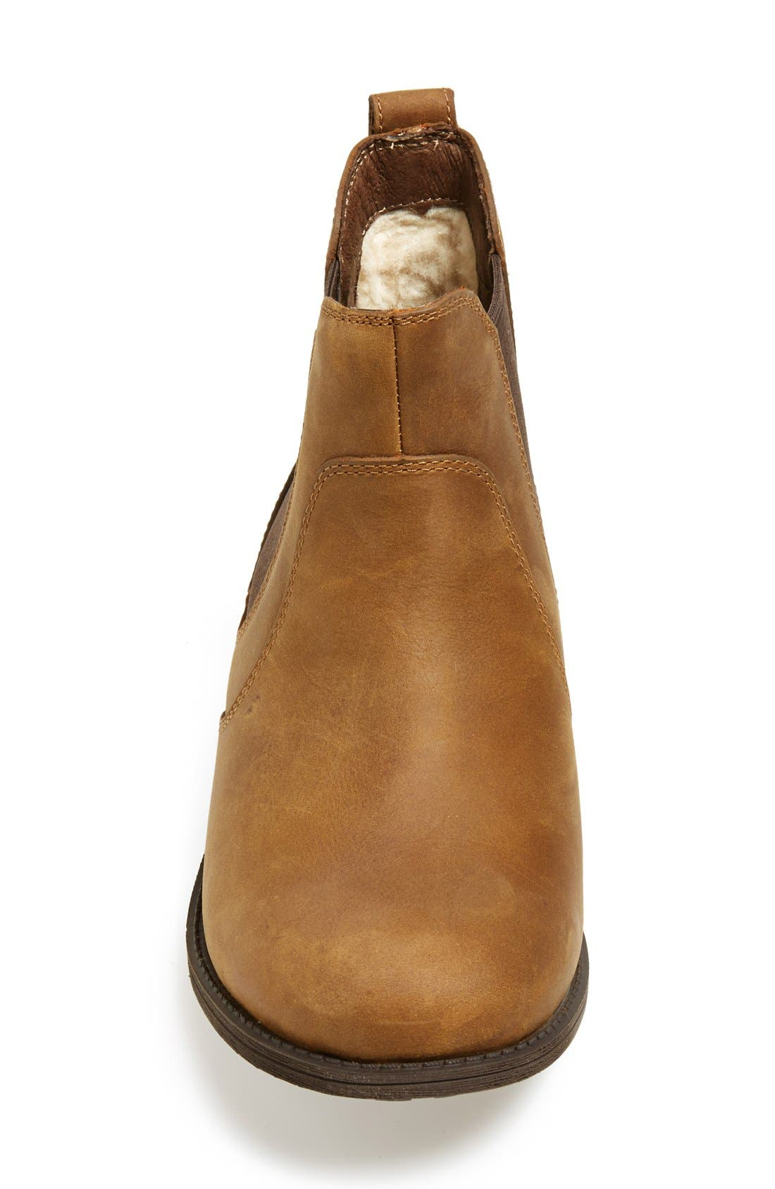 Alternate Image 3  - UGG® Australia 'Bonham' Water Resistant Chelsea Boot (Women)