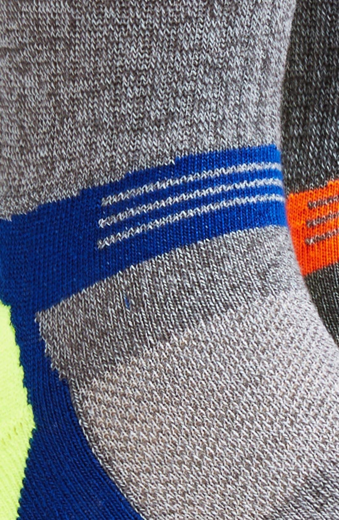 Alternate Image 2  - Polo Ralph Lauren Athletic Socks (Assorted 3-Pack)