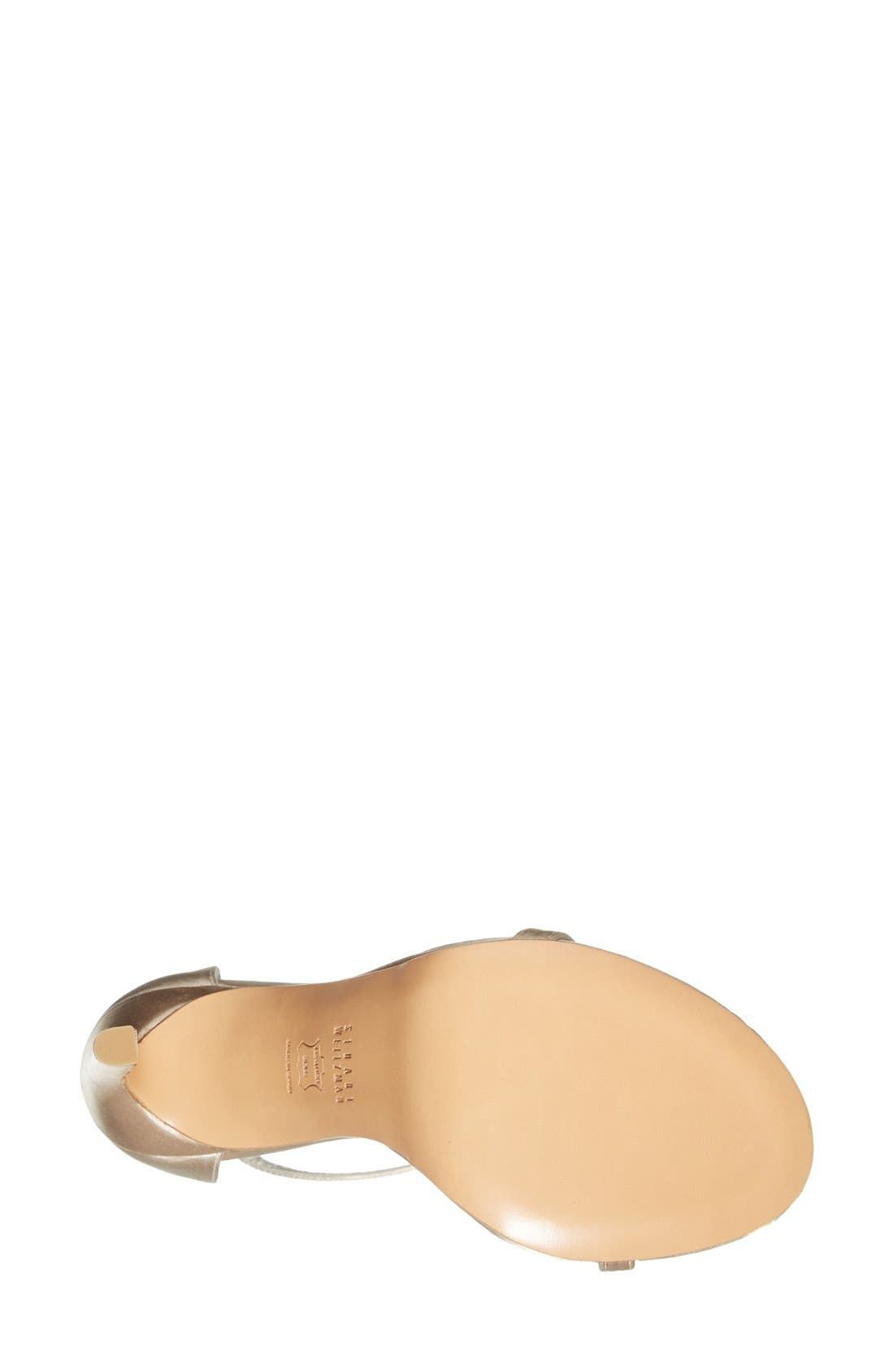Alternate Image 4  - Stuart Weitzman 'Nudist' Sandal (Women)