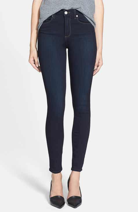 PAIGE Transcend - Hoxton High Waist Ultra Skinny Jeans (Mona) By PAIGE by PAIGE Reviews
