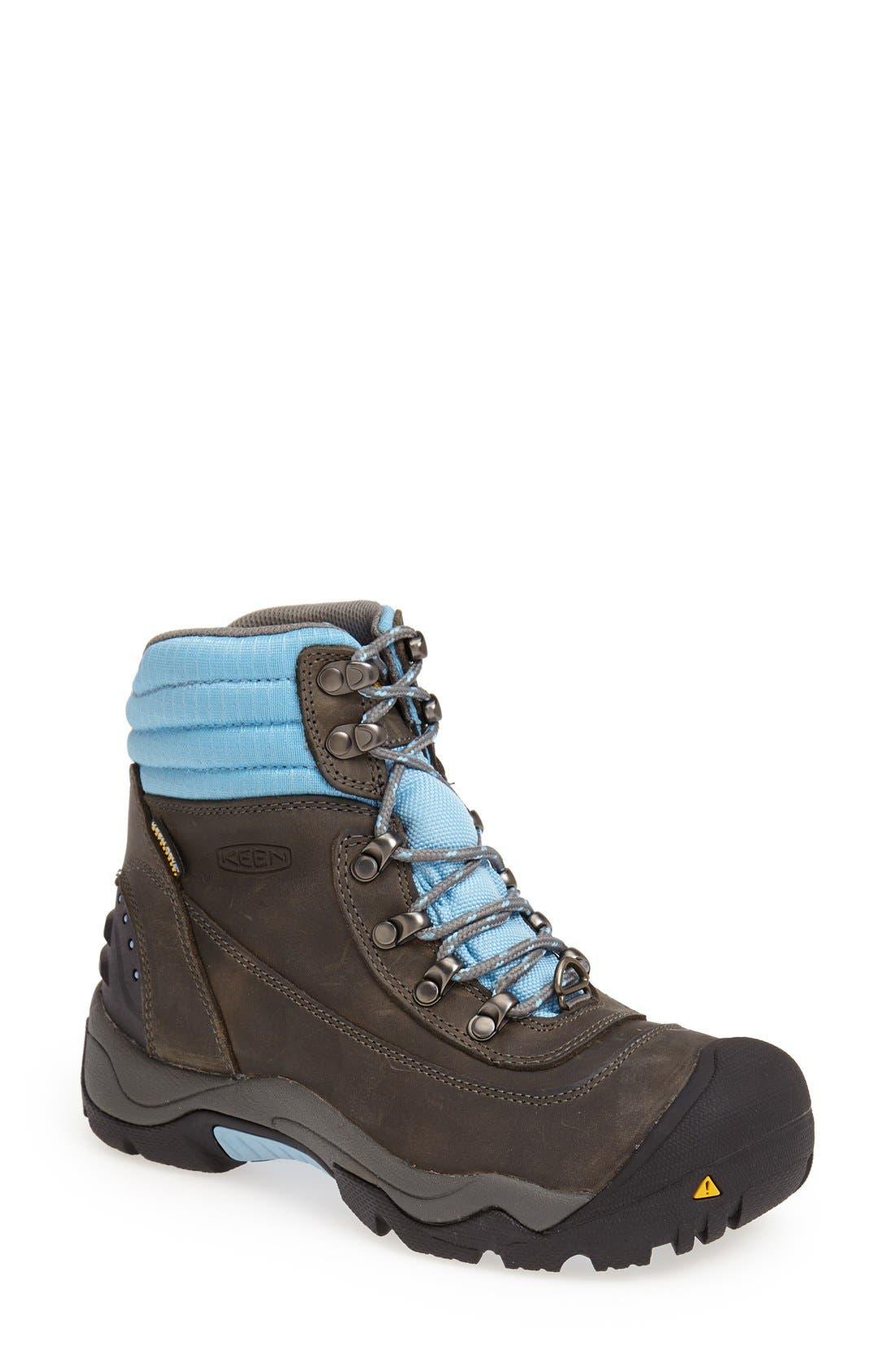 Alternate Image 1 Selected - Keen 'Revel II' Waterproof Snow Boot (Women)