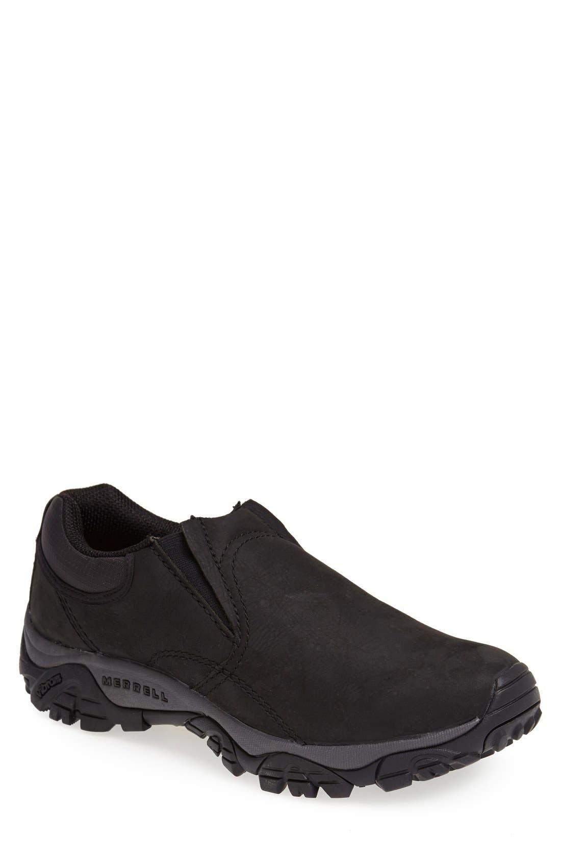 Main Image - Merrell 'Moab Rover Moc' Slip-On (Men)