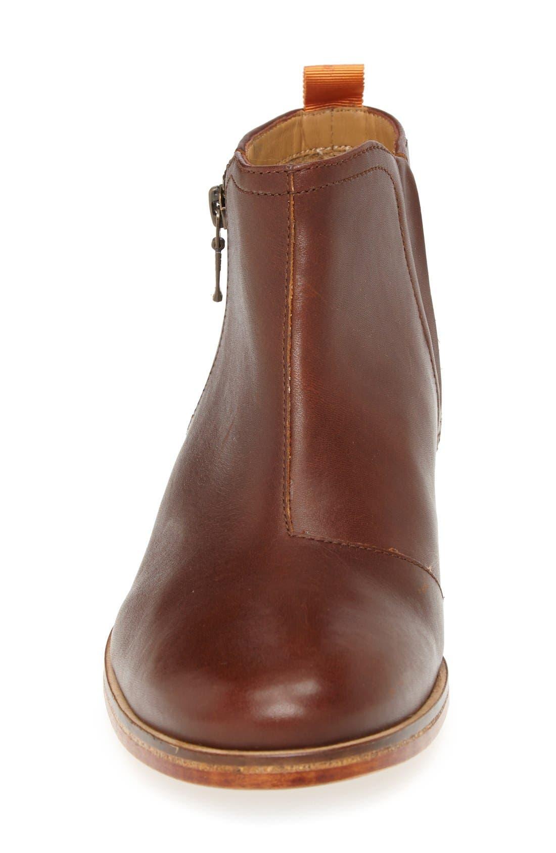 Alternate Image 3  - J SHOES 'Kellen' Leather Bootie (Women)