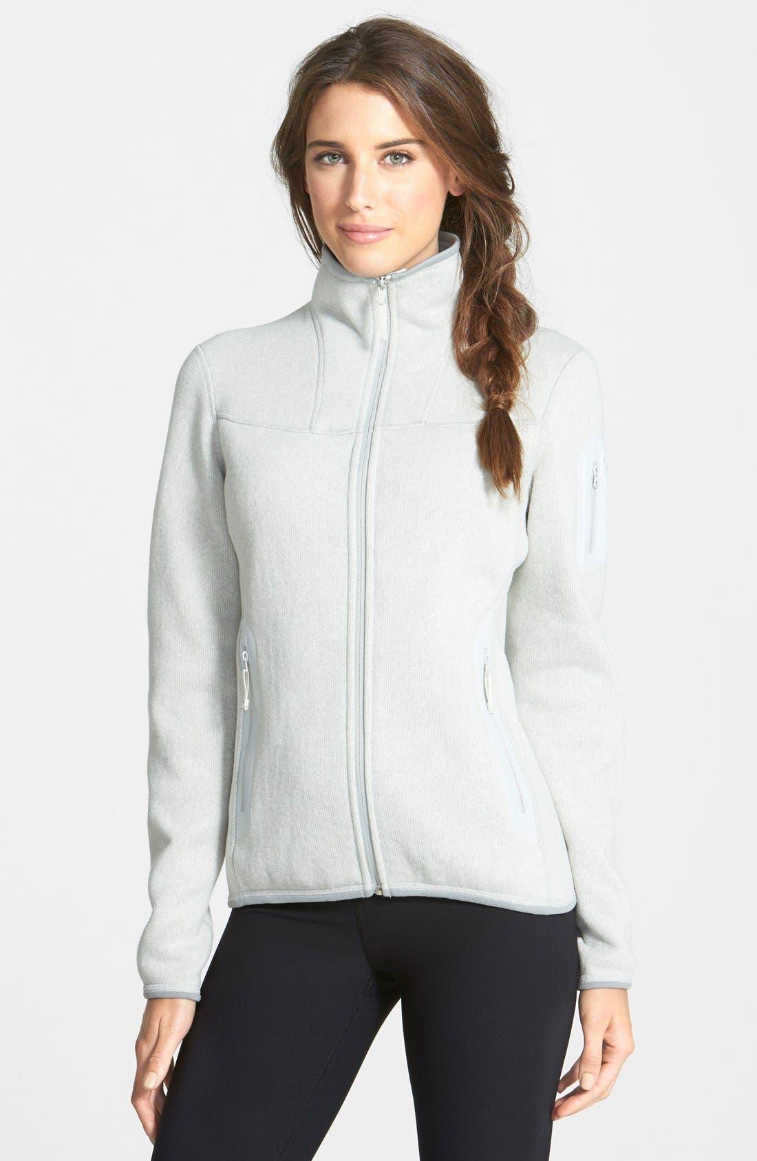Main Image - Arc'teryx Covert Cardigan Fleece Jacket