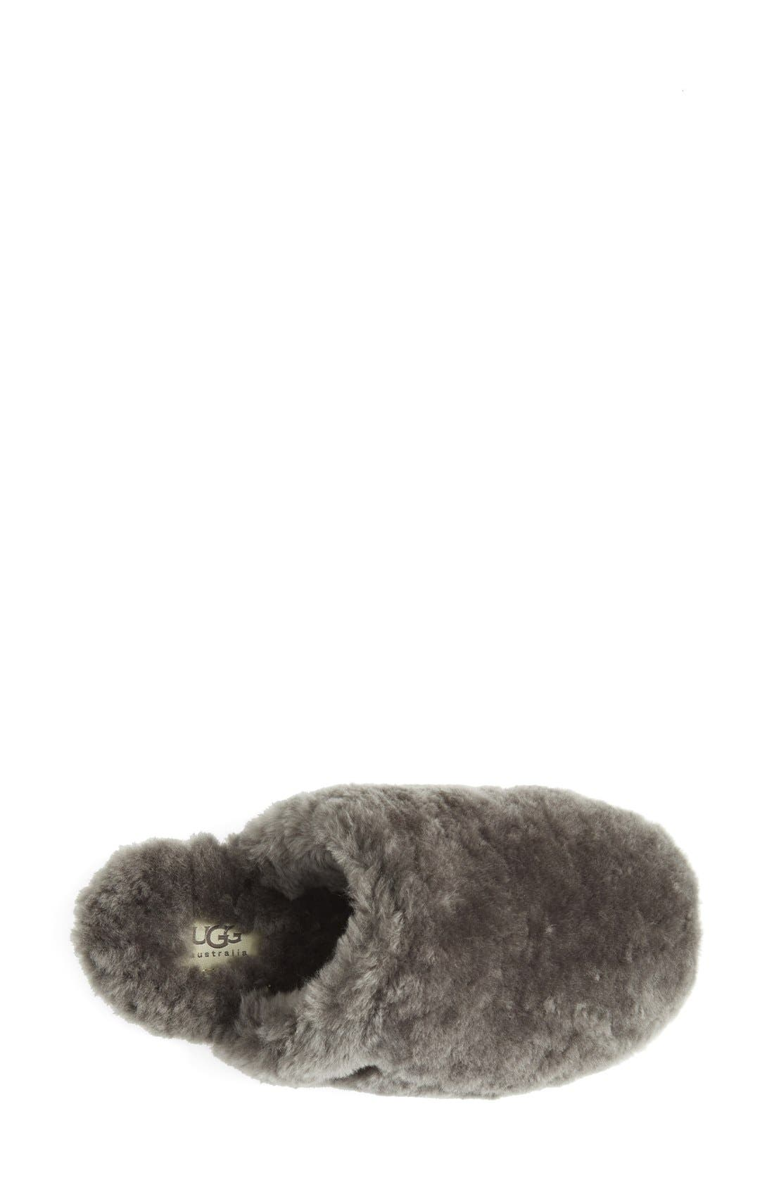 Alternate Image 3  - UGG® 'Fluff' Slipper