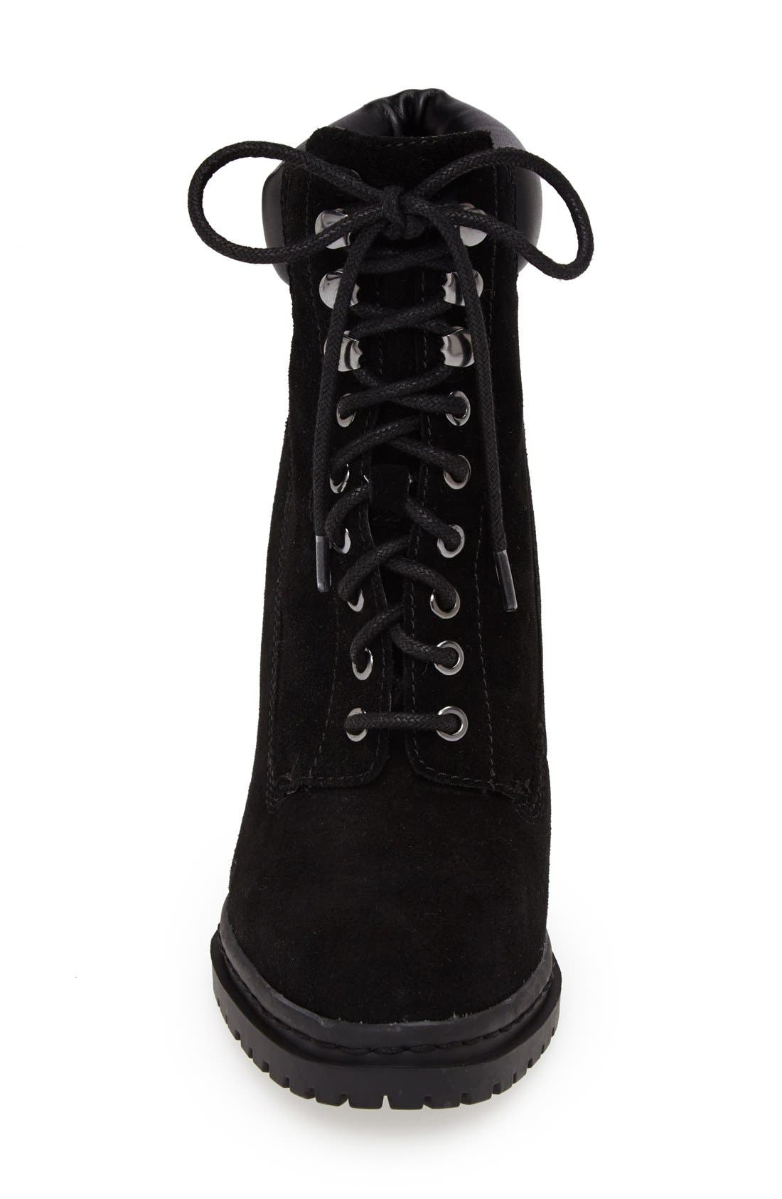 Alternate Image 3  - BCBGeneration 'Maude' Lace-Up Bootie (Women)