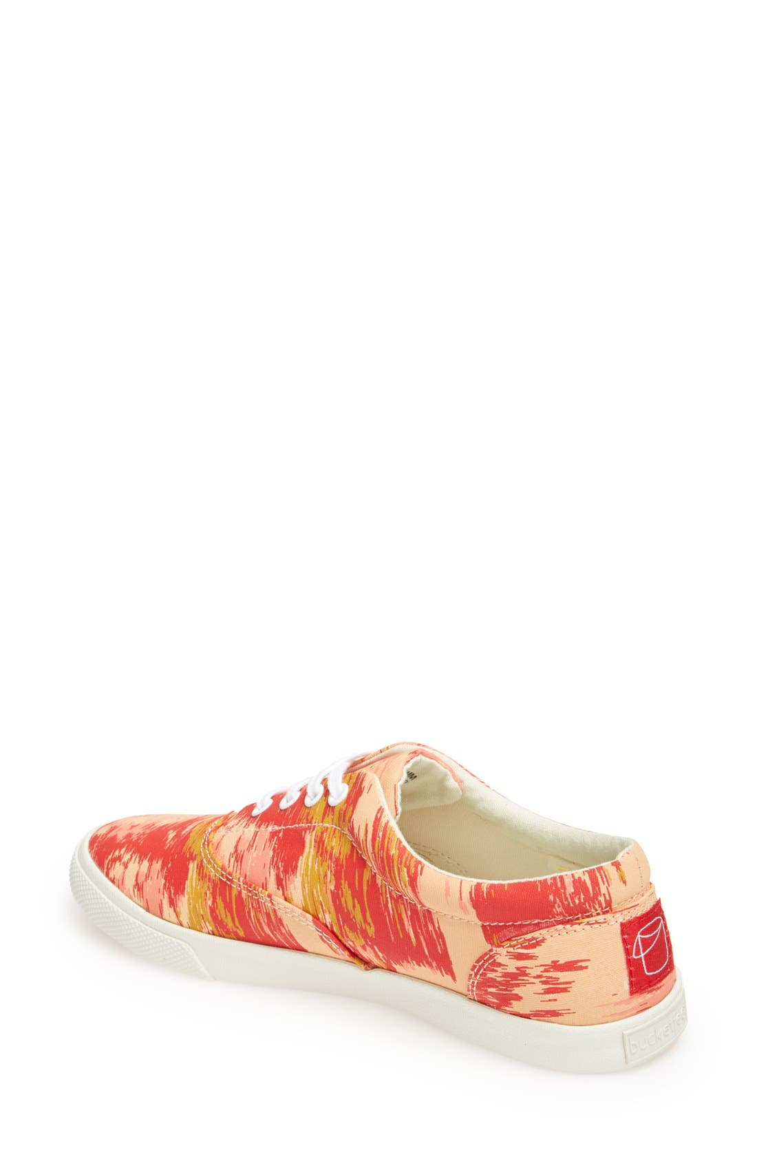 Alternate Image 2  - BucketFeet 'Dazed Flowers' Sneaker (Women)