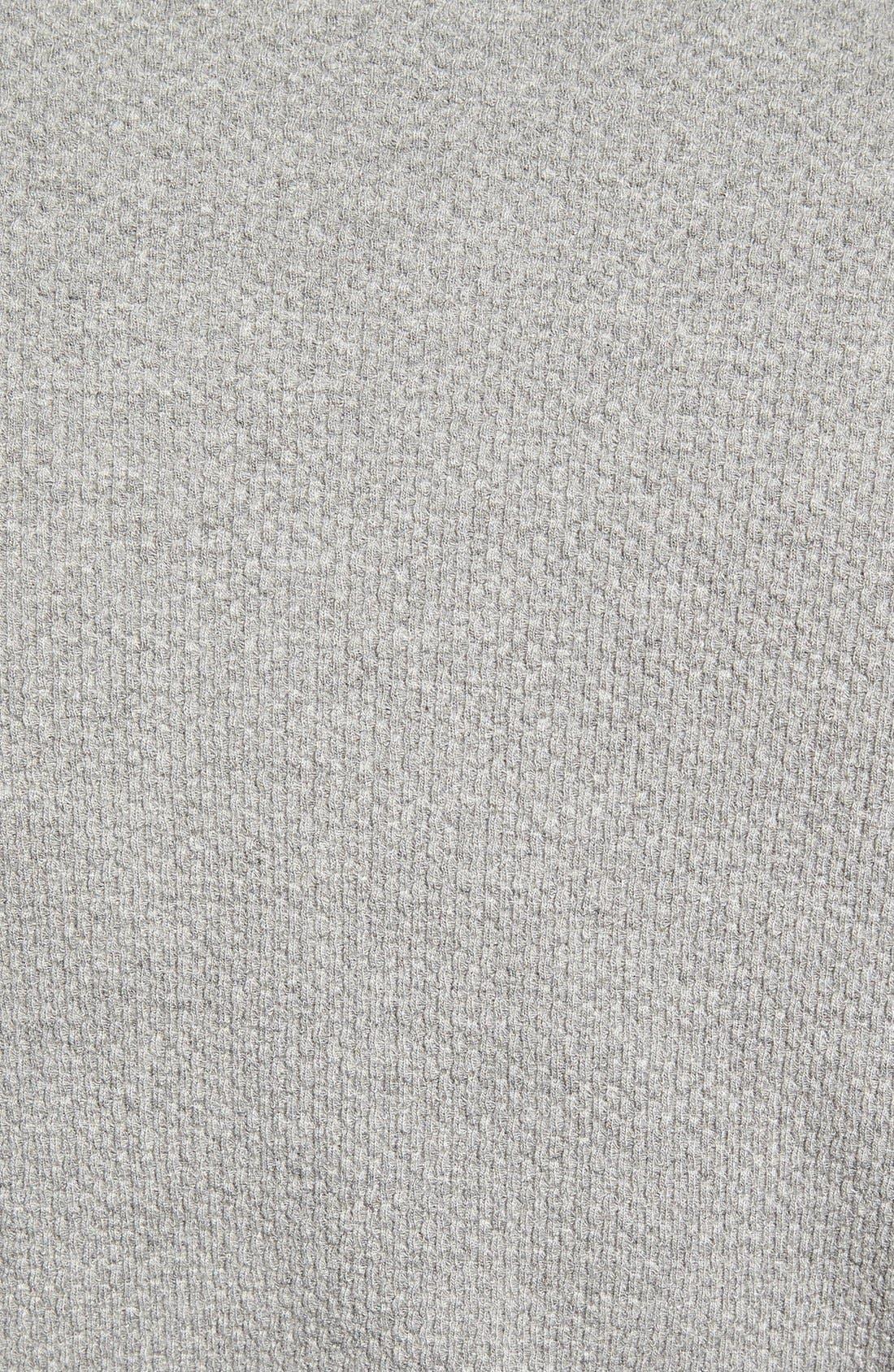 Alternate Image 3  - Nordstrom Men's Shop Thermal Knit Robe