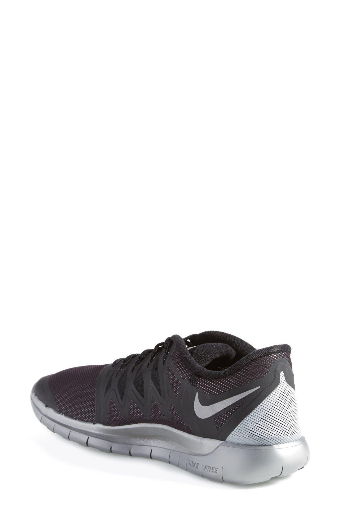 Alternate Image 2  - Nike 'Free 5.0 Flash' Running Shoe (Women)