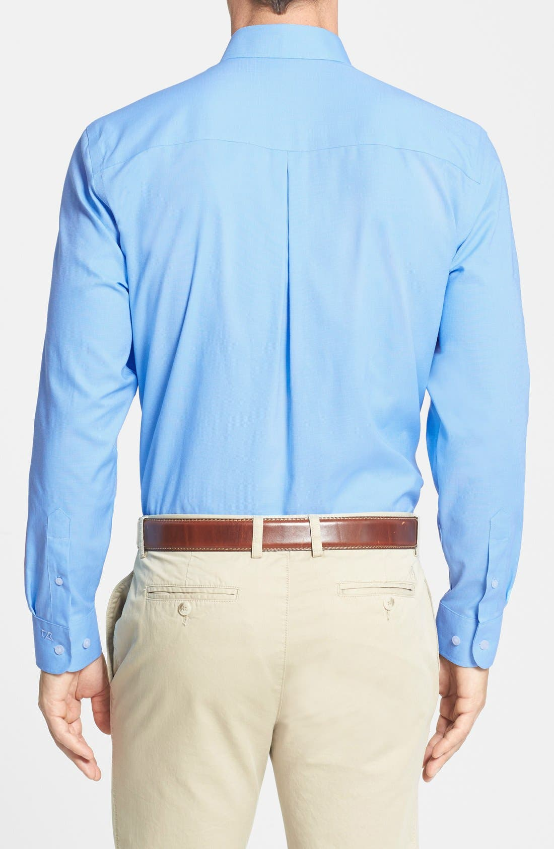 'Epic Easy Care' Classic Fit Wrinkle Free Sport Shirt,                             Alternate thumbnail 2, color,                             Atlas