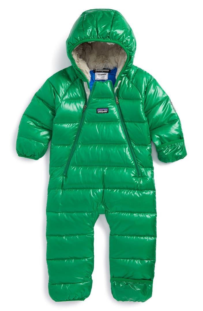 Patagonia Hi Loft Down Sweater Bunting Baby Nordstrom