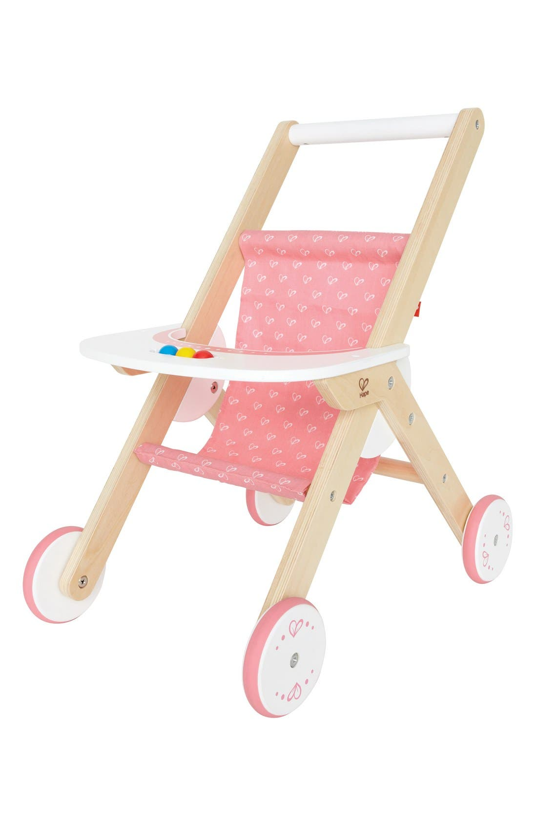 Play Stroller,                             Alternate thumbnail 6, color,                             Pink