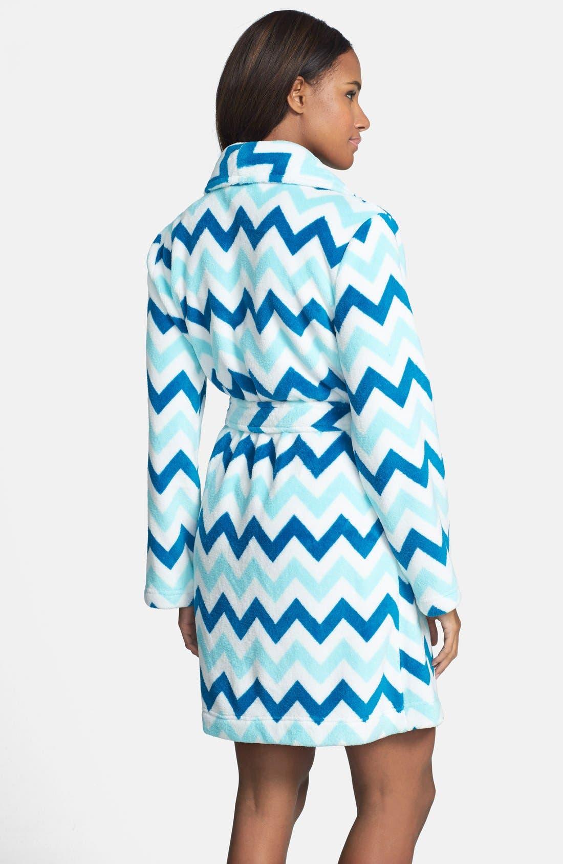 Alternate Image 2  - Make + Model 'Soft As Snow' Plush Robe