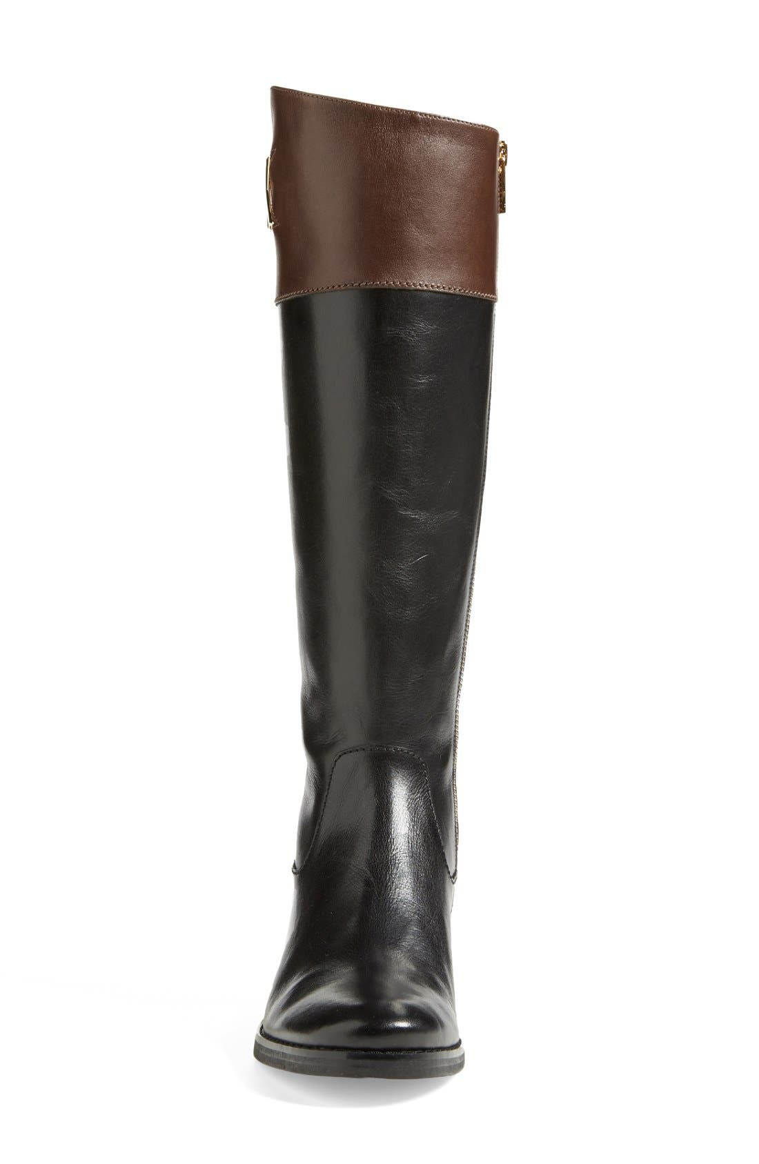 Alternate Image 3  - MICHAEL Michael Kors 'Hayley' Leather Boot (Women)