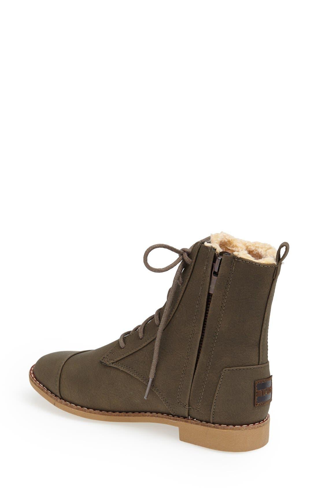 Alternate Image 2  - TOMS 'Alpa' Boot (Women)