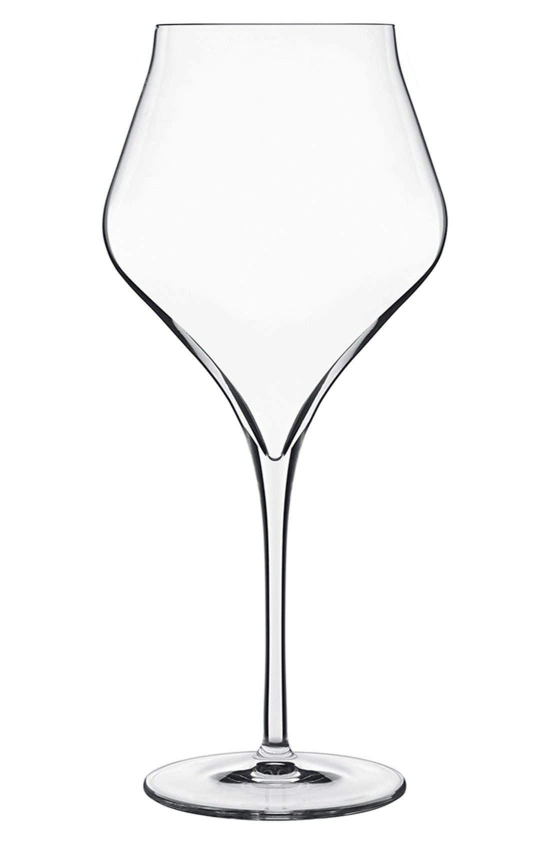 Luigi Bormioli 'Supremo' Burgundy Wine Glasses (Set of 6)