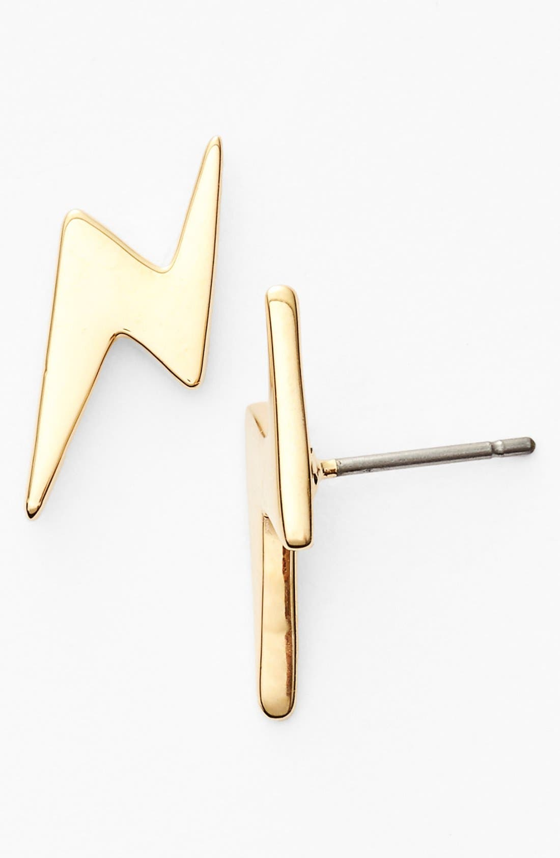 Alternate Image 1 Selected - MARC BY MARC JACOBS 'New Classic Marc' Bolt Stud Earrings