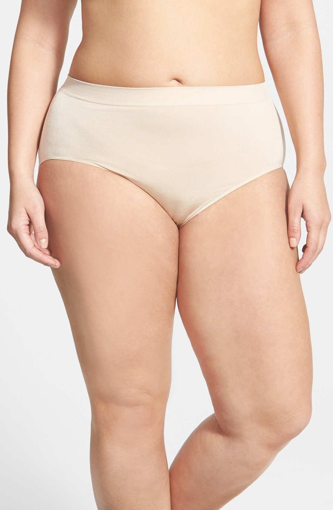 Wacoal B Smooth Briefs (Plus Size) (3 for $39)