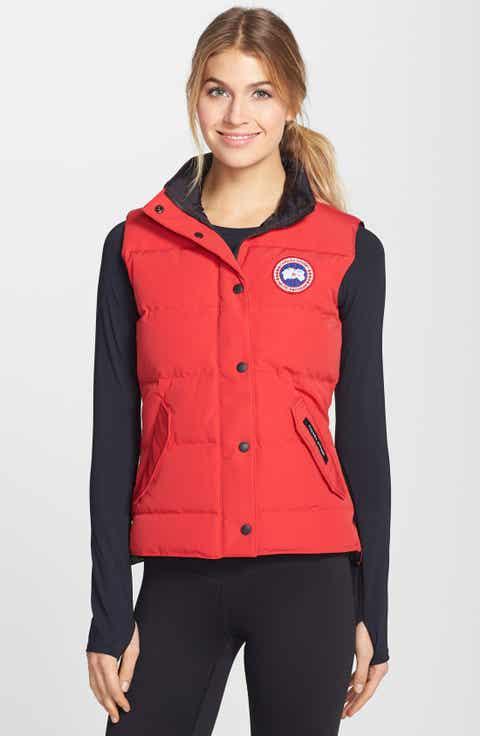 Canada Goose 'Freestyle' Slim Fit Down Vest (Online ... - Vests For Women Nordstrom Nordstrom