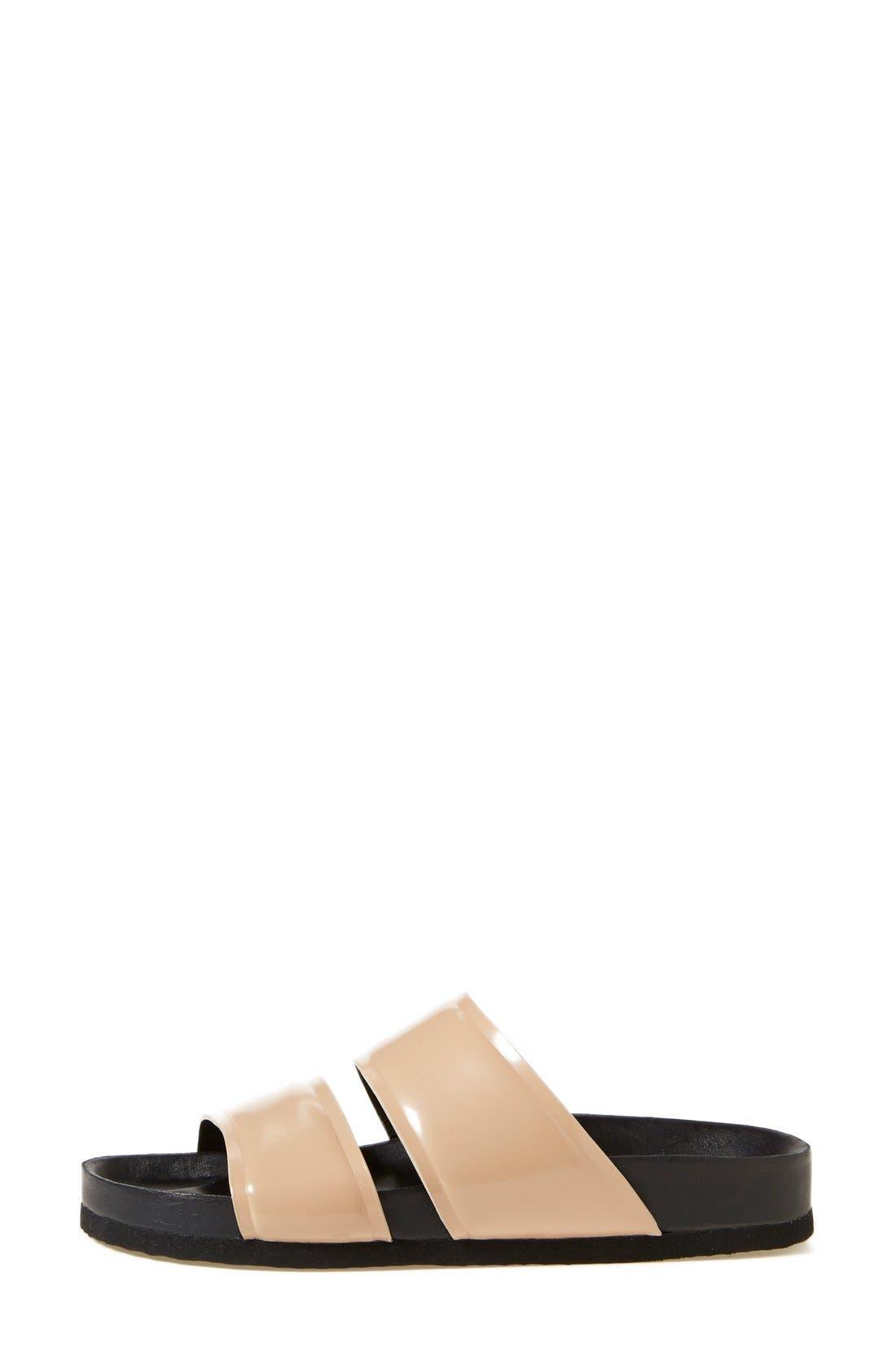 Alternate Image 4  - Vince 'Orion' Slide Sandal (Women)