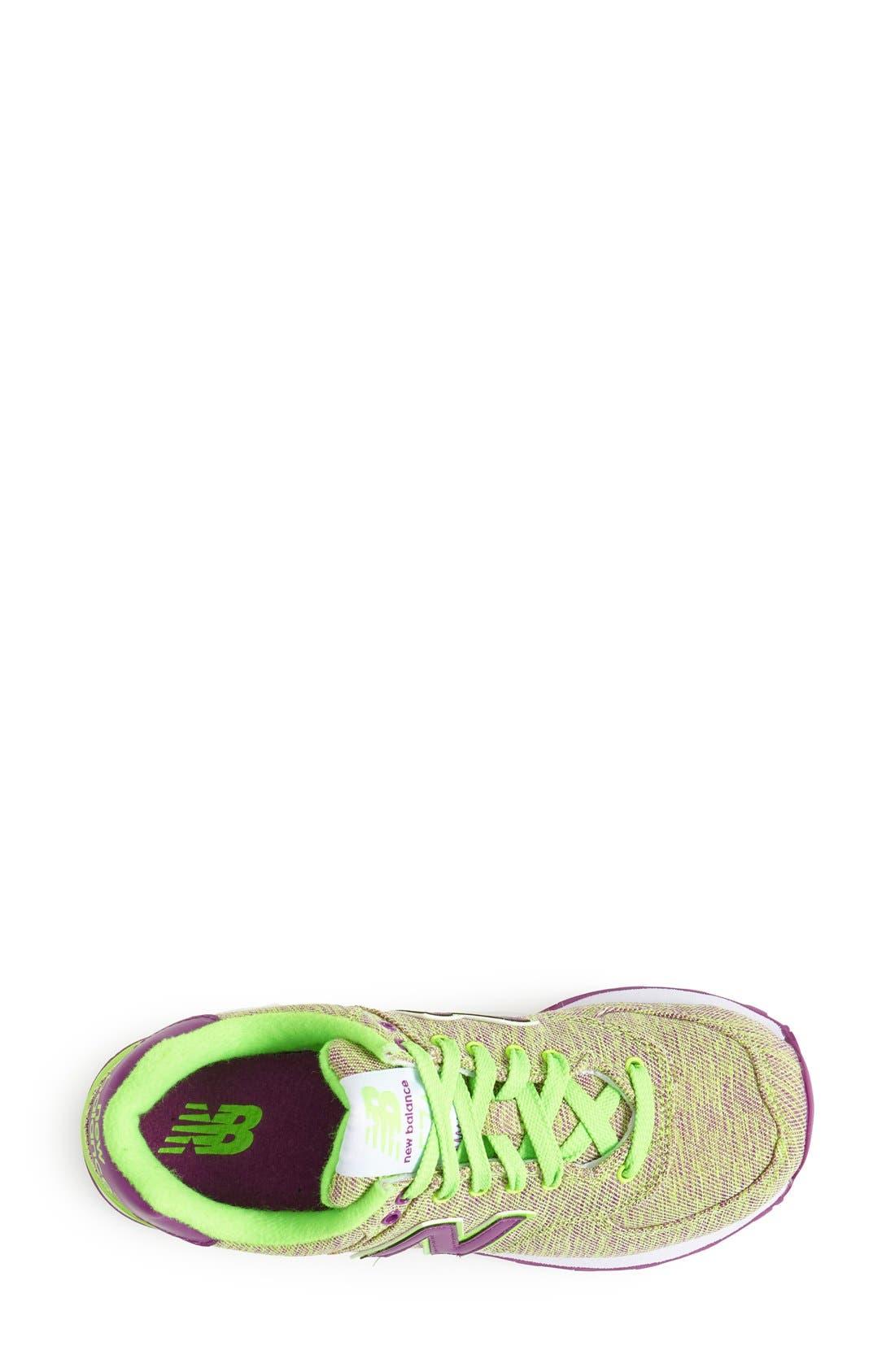 Alternate Image 4  - New Balance '574 - Static' Sneaker (Women)