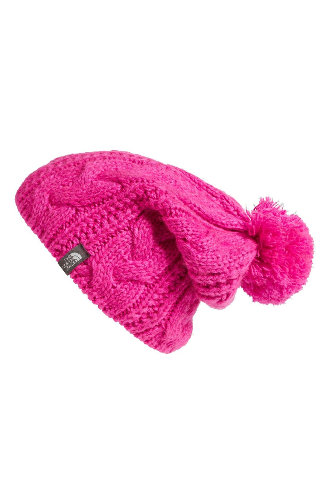 Alternate Image 1 Selected - The North Face 'Bigsby' Pompom Beanie