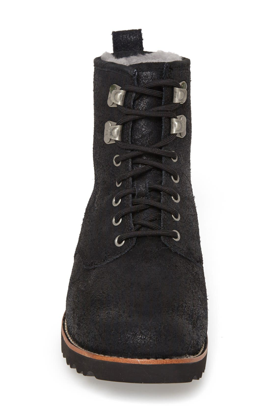 Alternate Image 3  - UGG® Australia 'Hannen' Plain Toe Boot (Men)