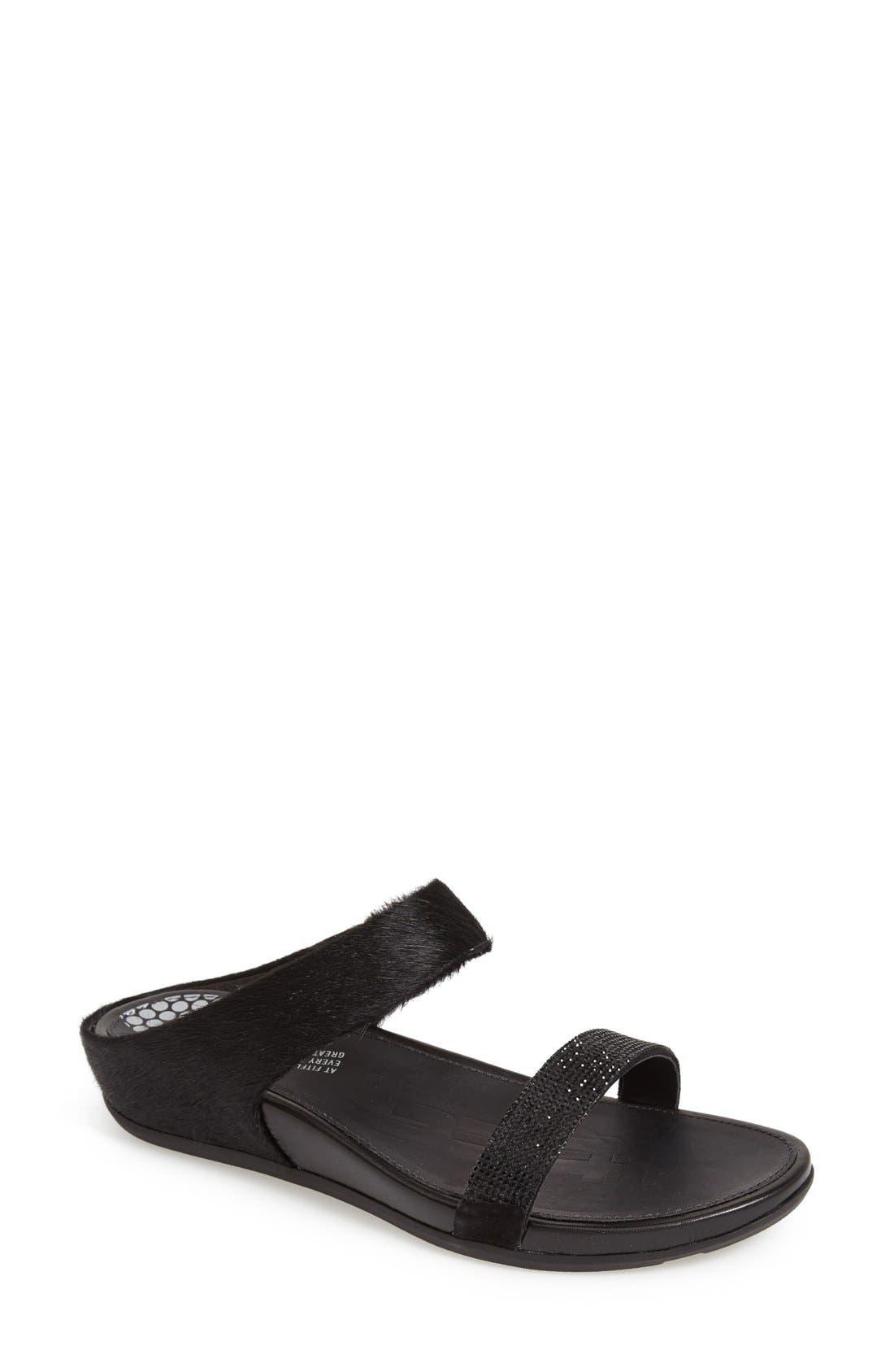 Alternate Image 1 Selected - FitFlop™ 'Banda' Slide Sandal (Women)