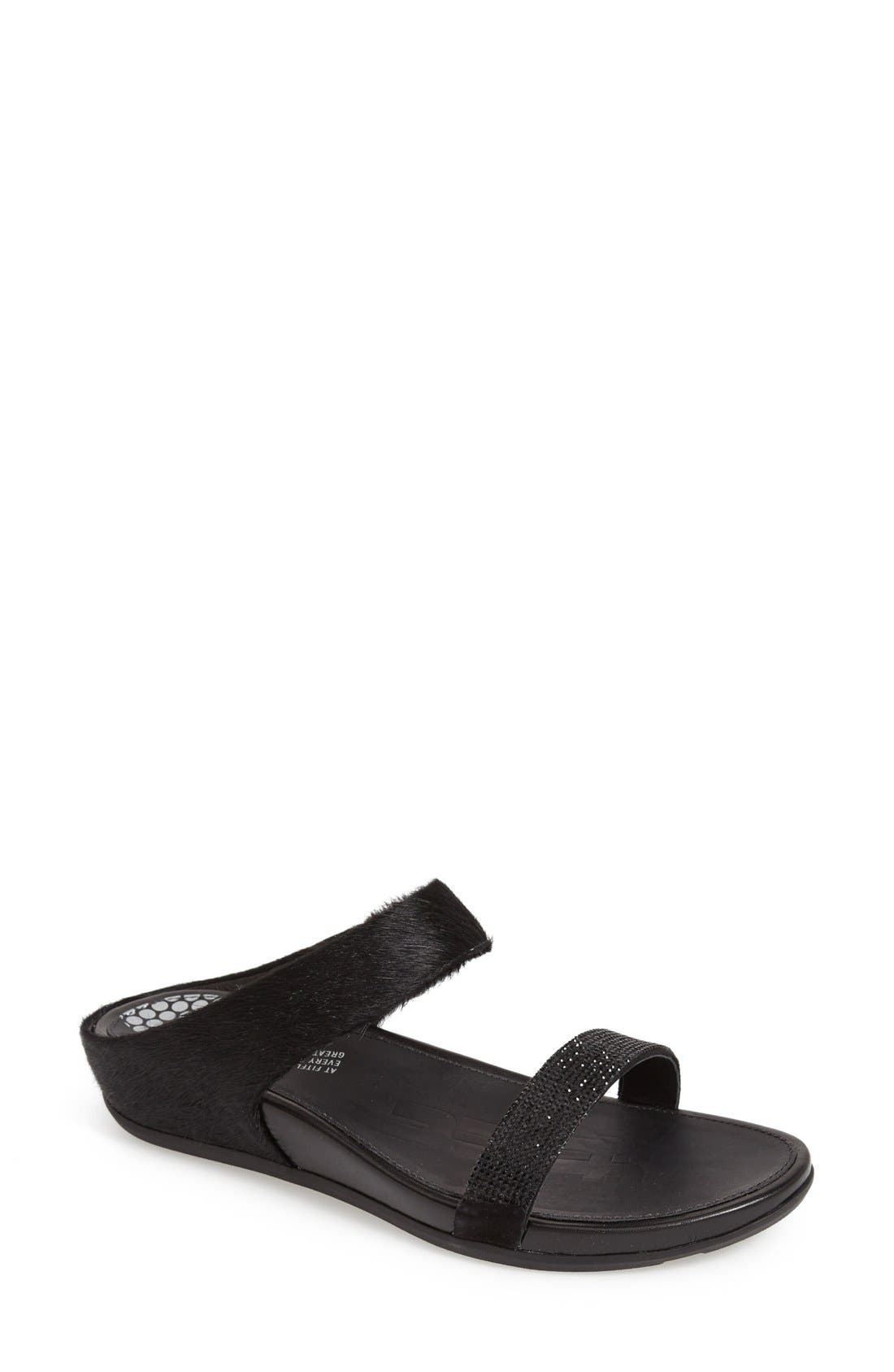 Main Image - FitFlop™ 'Banda' Slide Sandal (Women)
