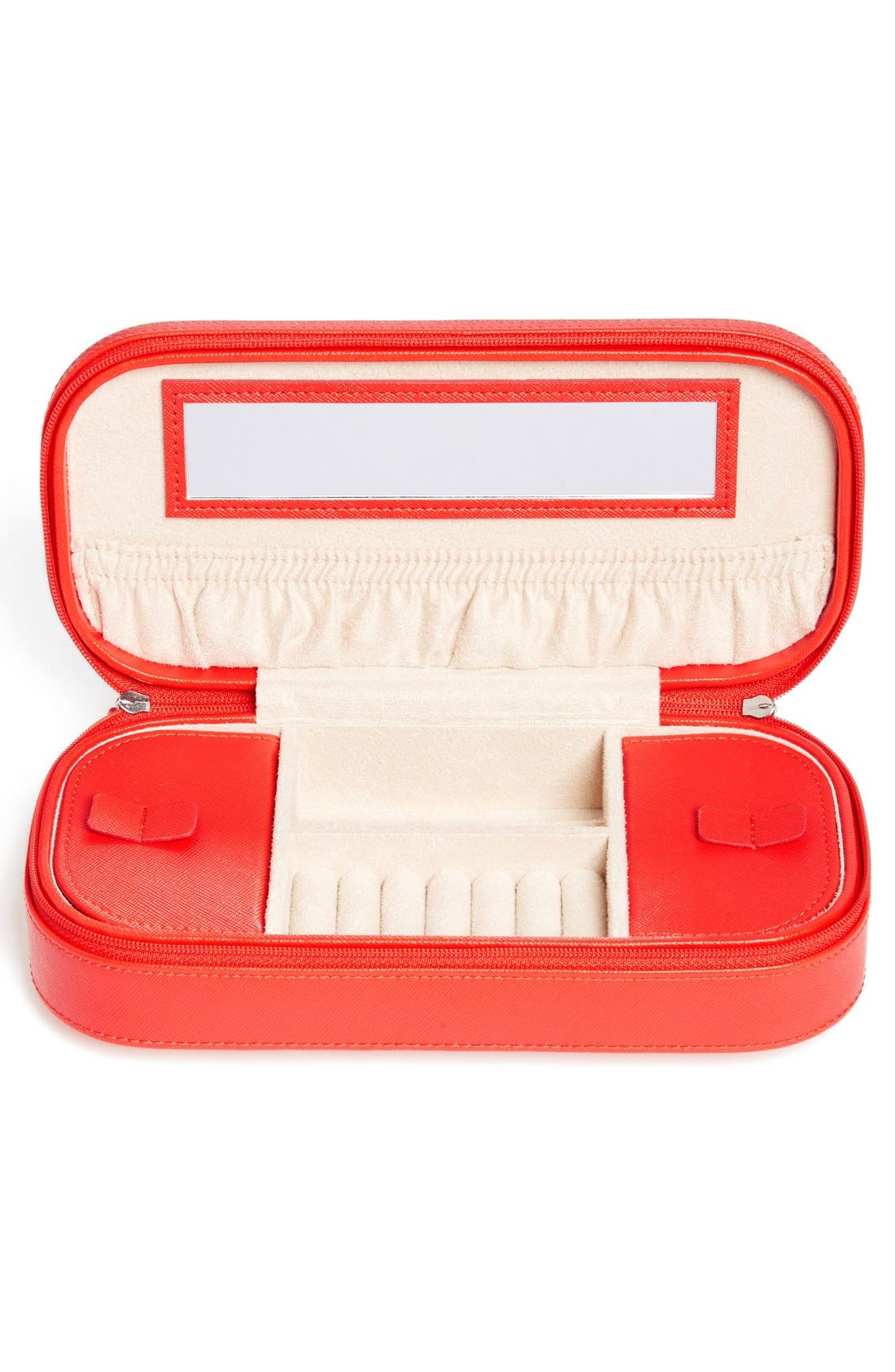 Alternate Image 2  - Nordstrom Travel Jewelry Case