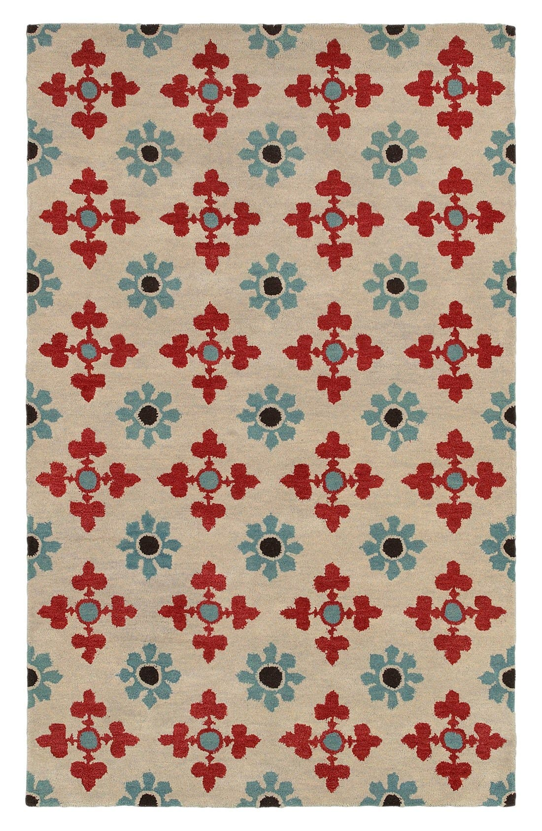 Rizzy Home 'Anne' Hand Tufted Wool Area Rug