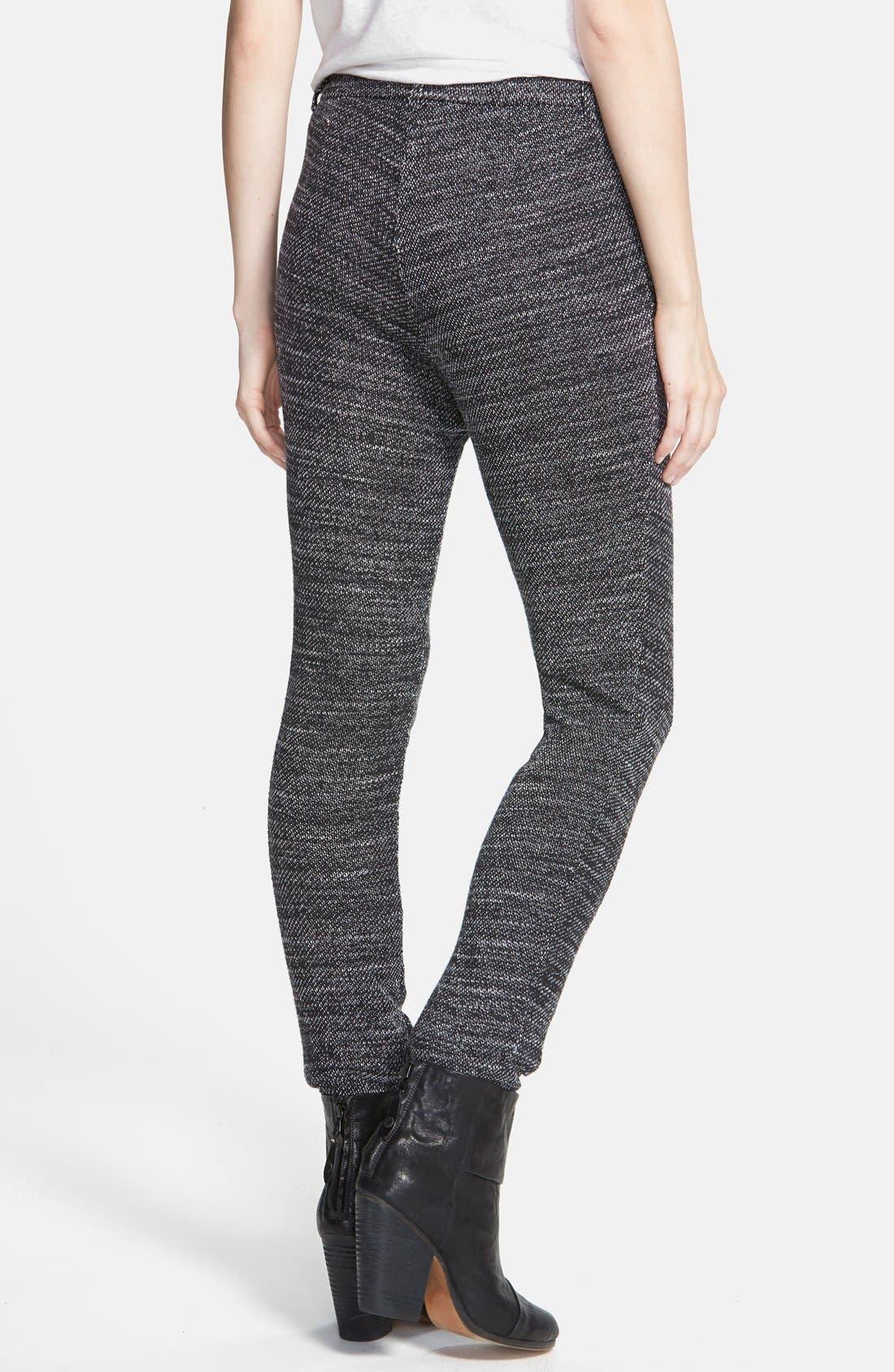 Alternate Image 2  - Kiind of Slouchy Jogger Pants